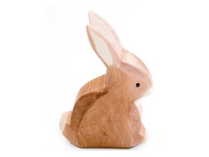 Ostheimer sittande Hare