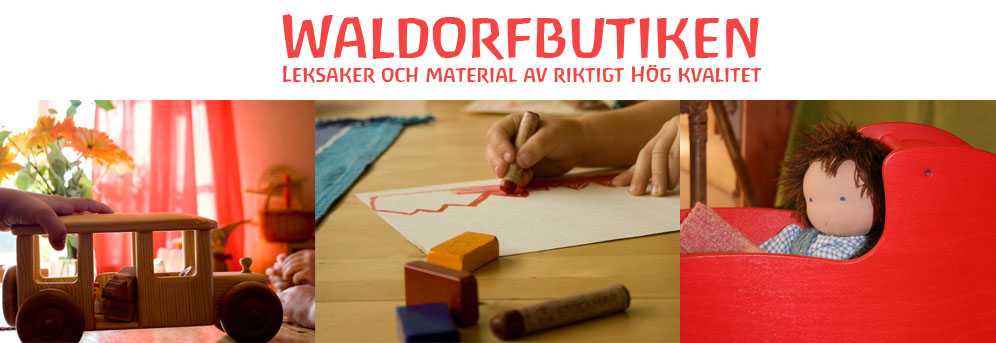 Waldorfbutiken - Sveriges waldorfbutik på nätet