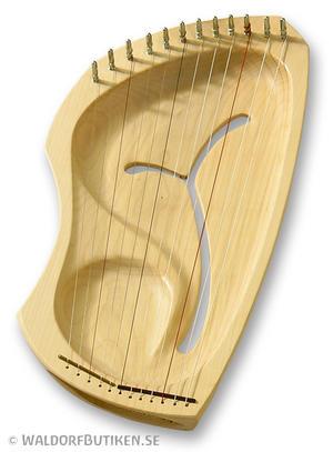 Musikinstrument: Dual Lyra Diatonisk