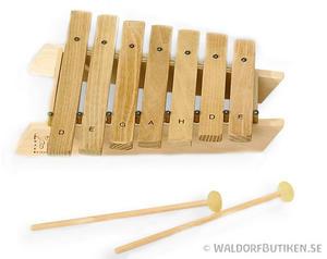 Musikinstrument: Xylofon Pentatonisk 7 toner (XRP007)