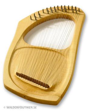Musikinstrument: Lyra Triatonisk (LTS)
