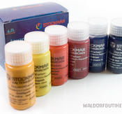 Stockmar Aquarellfärger 20ml 6pack